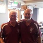 2BBB Champions P.Dawkins & B.Craven