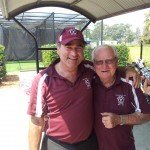 4BBB MATCHPLAY P.Hogan & R.Hamer