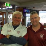 2BBB RUNNERS UP P.WHITE & R.KEEN