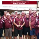 INTERNATIONAL CUP WINNERS: AUSTRALIA
