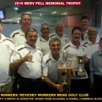 2016 MERV PELL TROPHY WINNERS:TEAM REVESBY