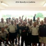 Revesby V Canberra Winners: REVESBY
