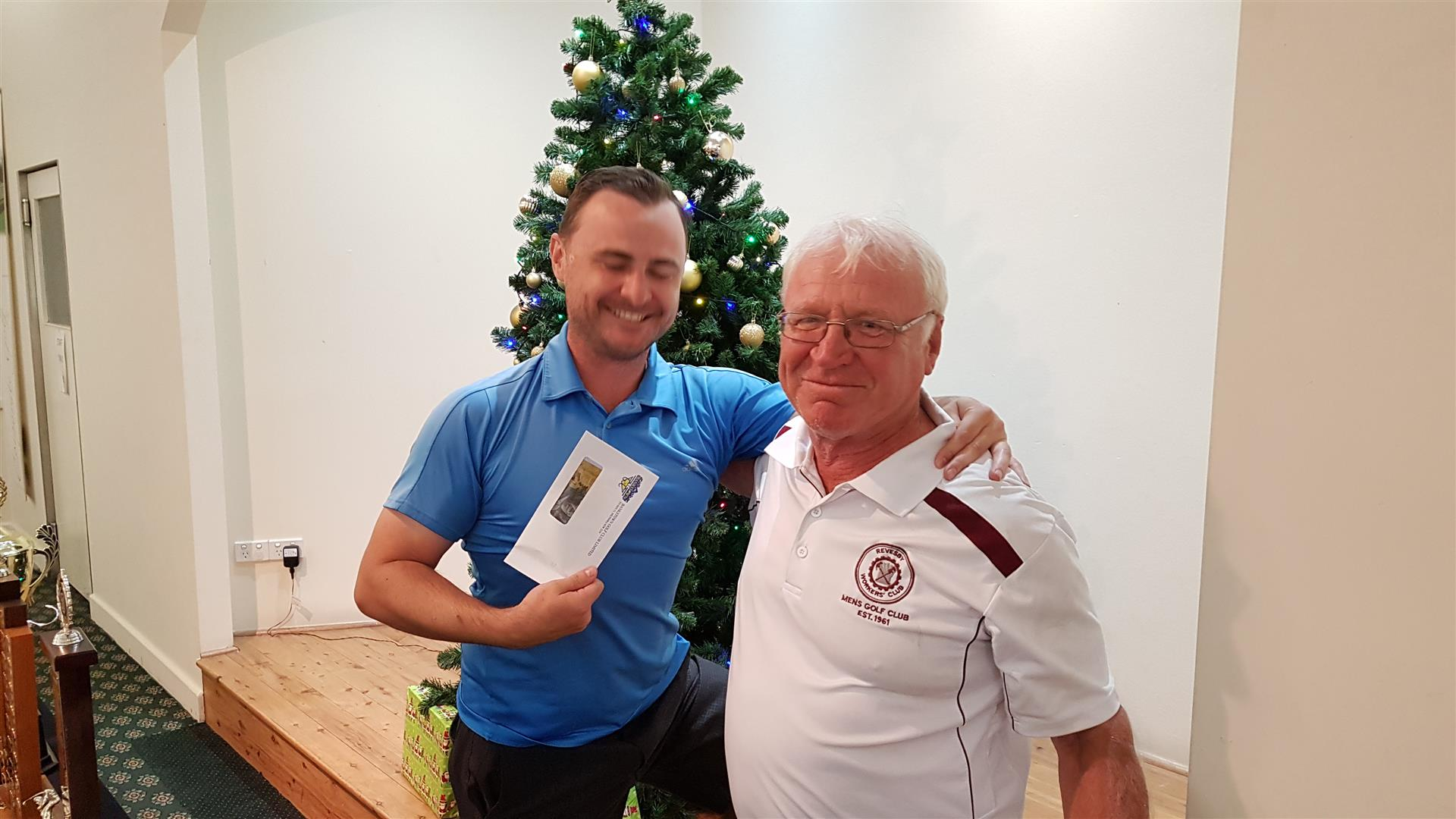Third place went to the new slugger and plugger combination of Adam  Giltinan and Paul Dawkins with a fine score of 61½ nett (72 gross).